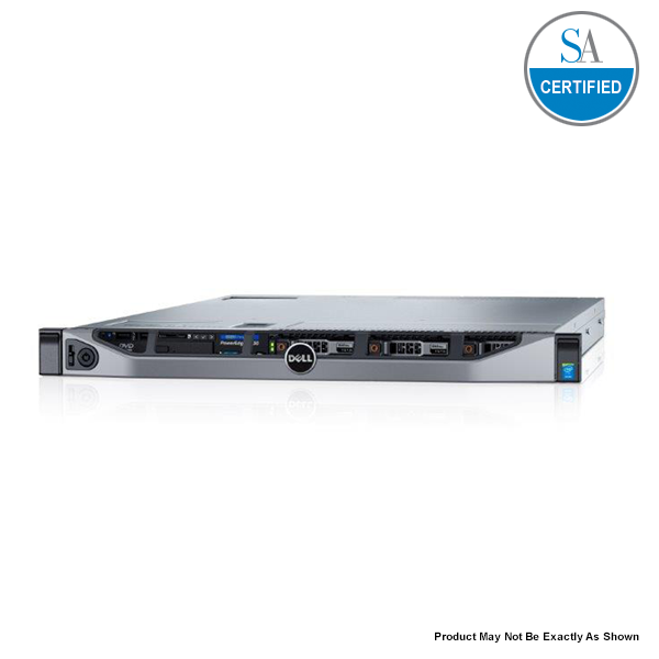 Dell PowerEdge R630 (SA Certified SQL Server 300 transactions per minute)