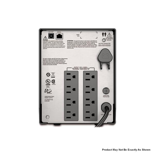 APC Smart-UPS C 1000VA LCD 120V