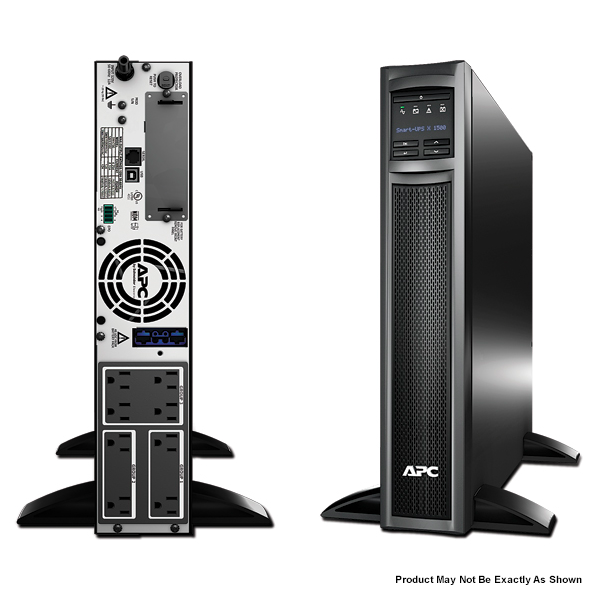 APC Smart UPS X 1500VA Rack Tower LCD 120V
