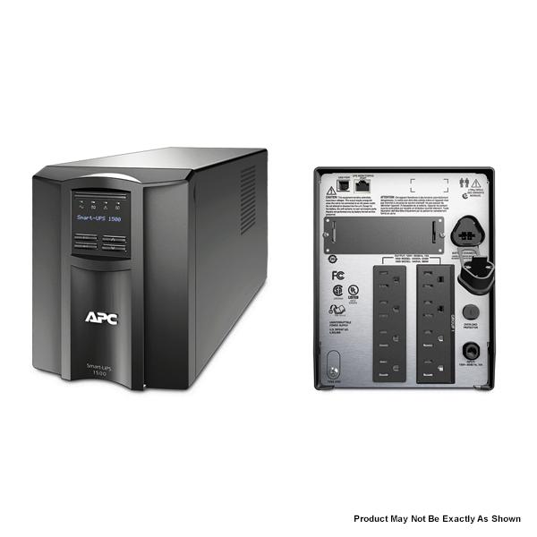APC Smart-UPS 1500VA LCD 120V