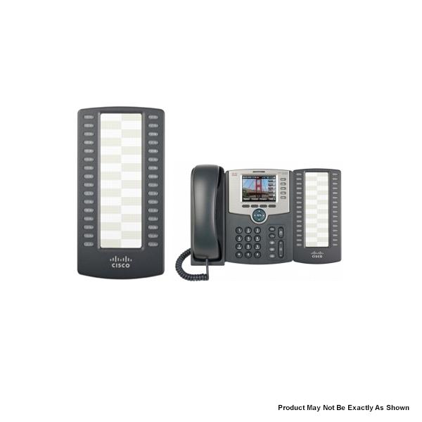 Cisco SPA500S 32-Button Attendant Console - SPA500 Series IP Phone Compatible
