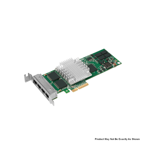 Intel PRO/1000 PT Quad Port Low Profile Server Adapter (EXPI9404PTL)