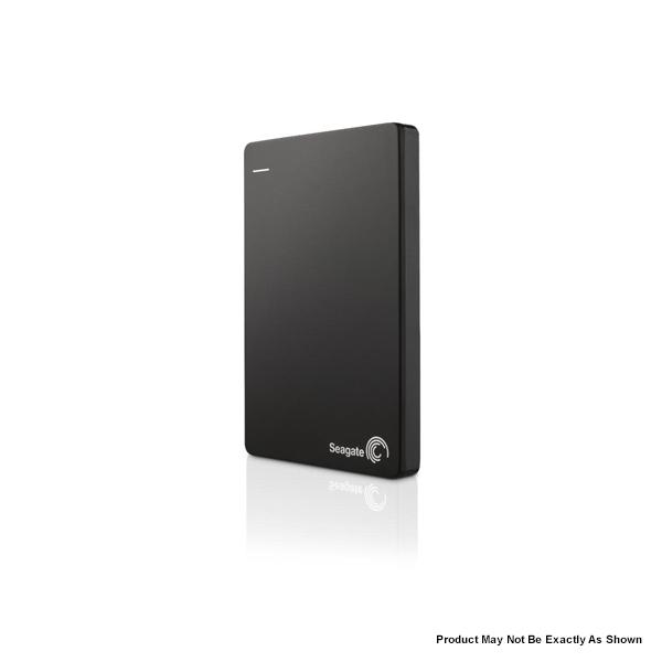 Seagate Backup Plus Portable 2 TB External Hard Drive USB 3.0 - Black (STDR2000100)