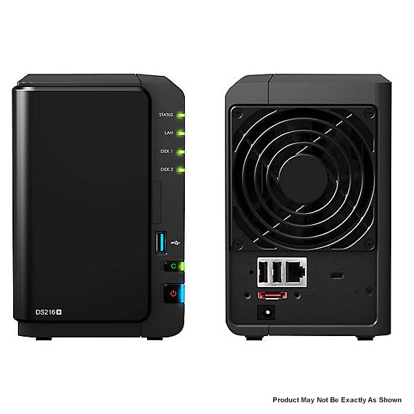 Synology DiskStation DS216 NAS Server